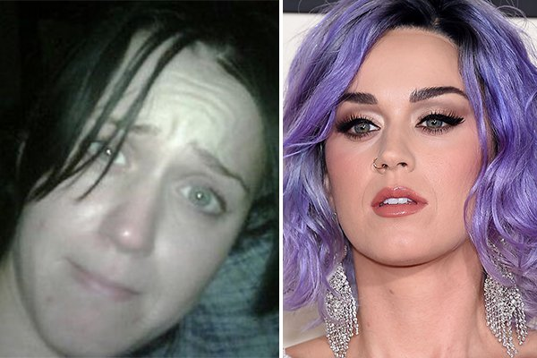 25 célébrités que vous n'allez jamais reconnaitre sans leur maquillage