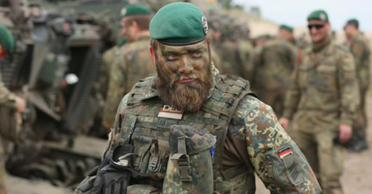 Les forces armées les plus puissantes au monde