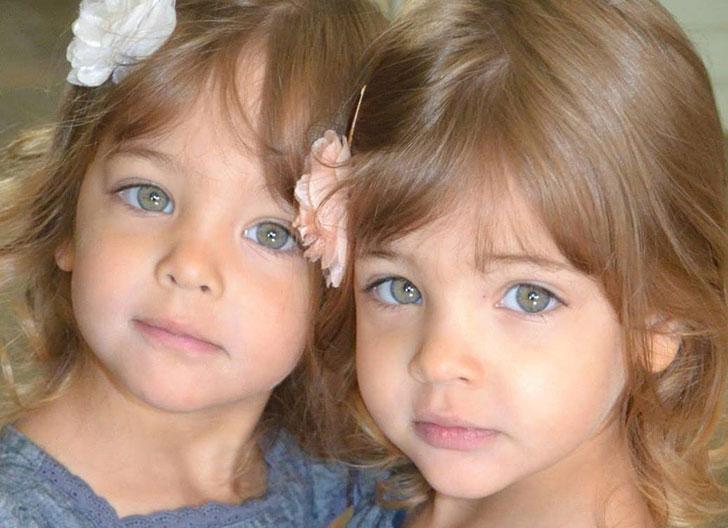Ce sont les plus belles jumelles du monde et elles sont devenues des stars d'Instagram