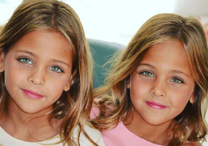 Les plus belles jumelles du monde